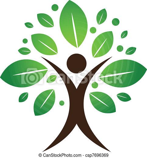 boompje, menselijk - csp7696369