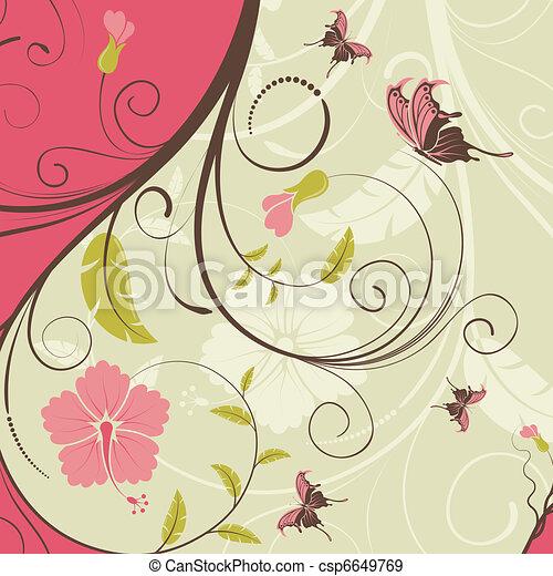 frame, bloem - csp6649769