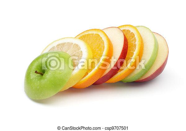 gemengde vruchten - csp9707501