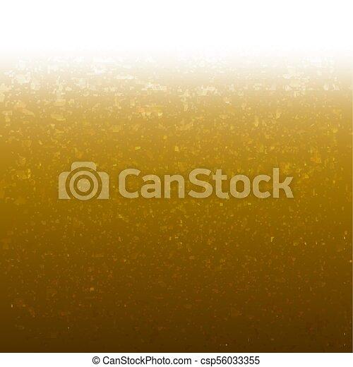 gouden, schitteren, achtergrond - csp56033355
