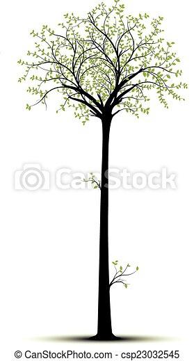 groot, boompje - csp23032545