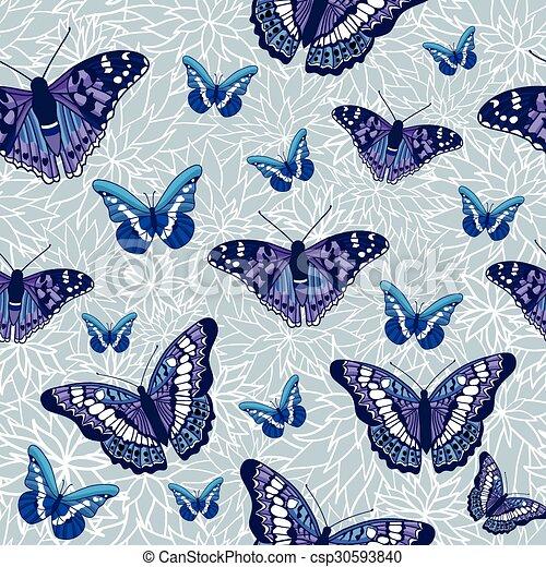 model, vlinder, seamless - csp30593840