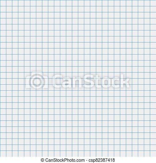 seamless, paper., plein, aantekenboekje, achtergrond, school - csp82387418
