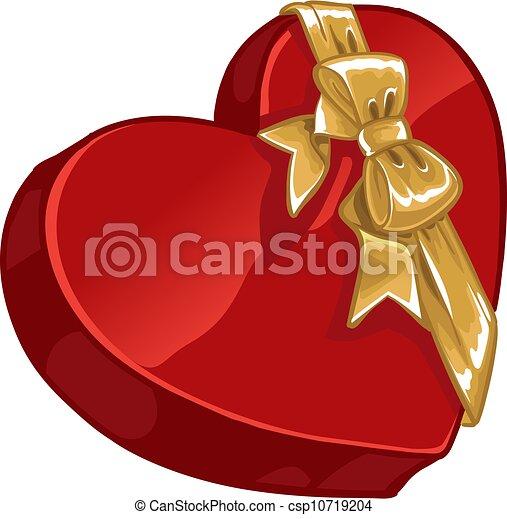 valentine`s, versuikeren, dag, cadeau - csp10719204